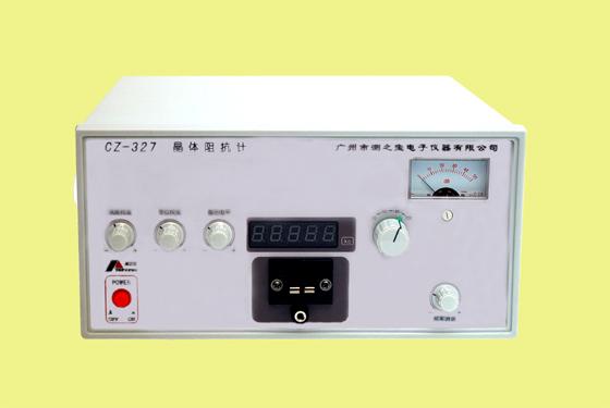 晶体测试仪CZ-327(晶体测试仪)